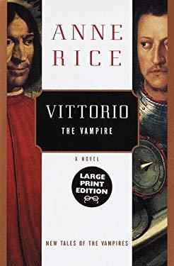 Vittorio, the Vampire 9780375705724