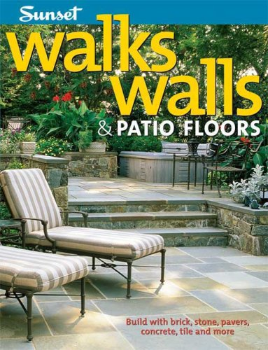 Walks, Walls & Patio Floors 9780376017093