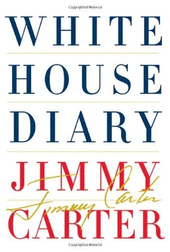 White House Diary 9780374280994