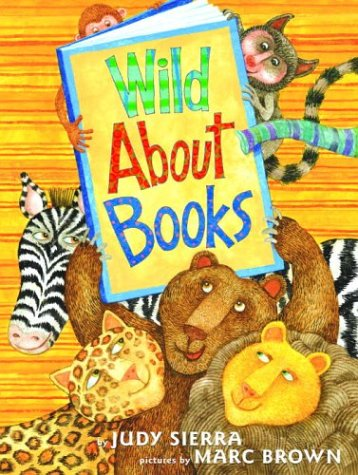 Wild about Books 9780375825385