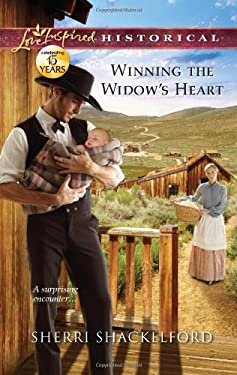 Winning the Widow's Heart 9780373829224