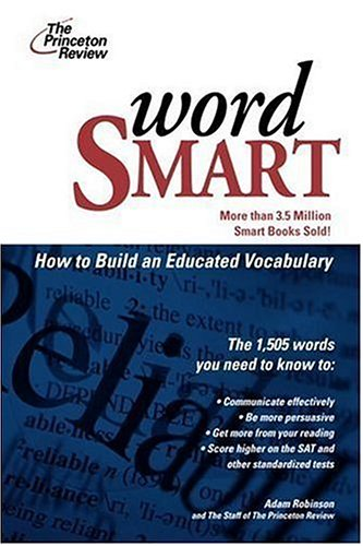 Word Smart: Building an Educated Vocabulary 9780375765759