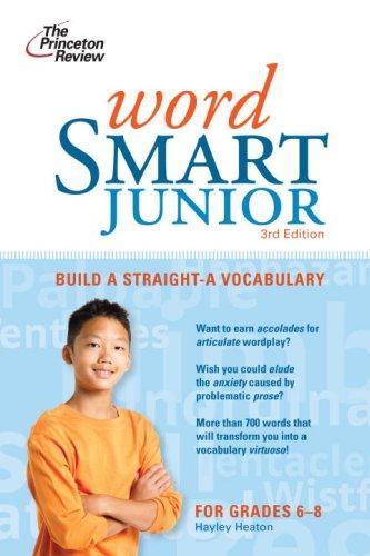 Word Smart Junior: Build a Straight-A Vocabulary 9780375428715