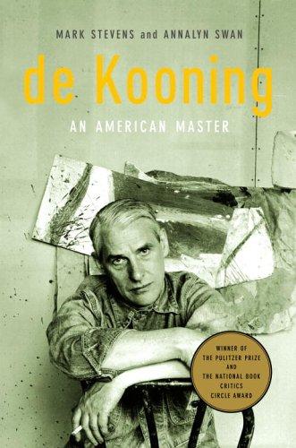 de Kooning: An American Master 9780375711169