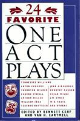 24 Favorite One Act Plays 9780385066174