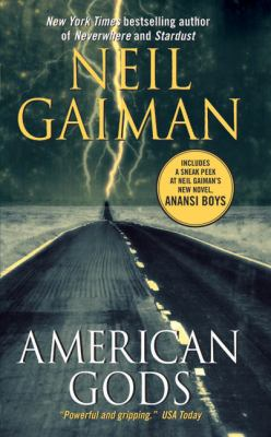 American Gods: The Tenth Anniversary Edition 9780380789030