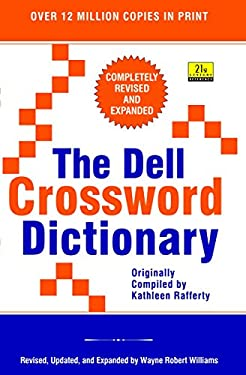 The Dell Crossword Dictionary 9780385315159