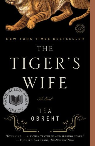 The Tiger's Wife 9780385343848