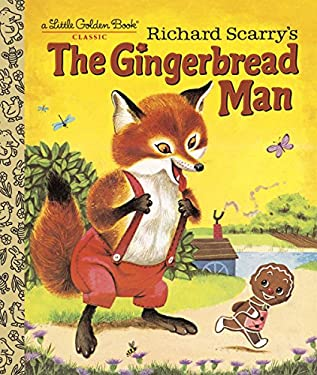 Richard Scarry's The Gingerbread Man (Little Golden Book)