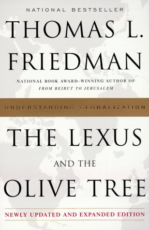 The Lexus and the Olive Tree 9780385499347