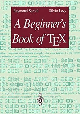 A Beginner's Book of Tex 9780387975627