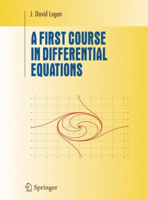 A First Course in Differential Equations 9780387259635