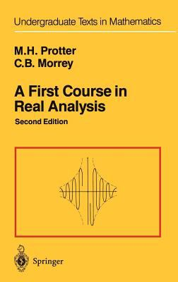 A First Course in Real Analysis 9780387974378