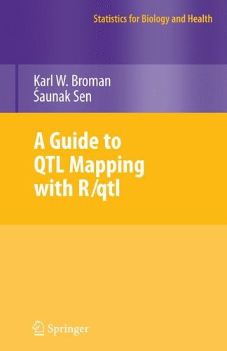 A Guide to QTL Mapping with R/qtl 9780387921242
