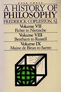 A History of Philosophy;volume 7, 8, 9