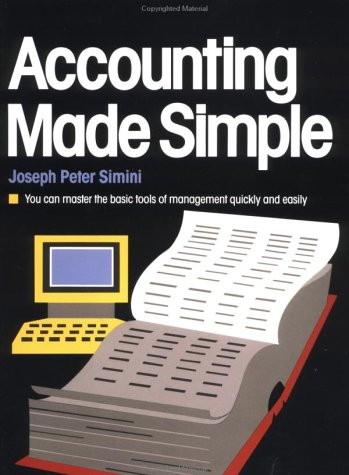 Accounting Made Simple 9780385232807