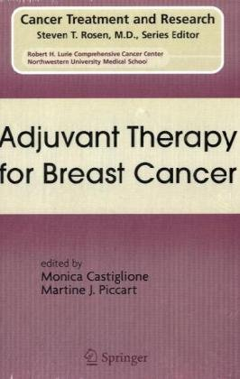 Adjuvant Therapy for Breast Cancer 9780387751146