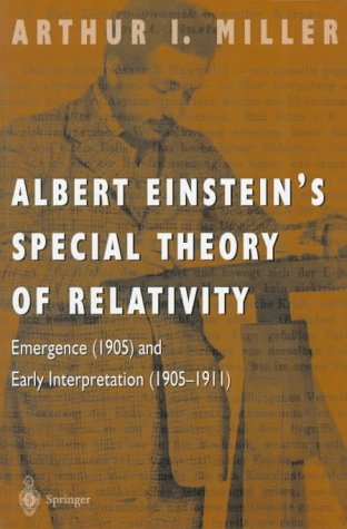 """a description of albert einsteins theory of relativity """"einstein has a feeling for the central order of things he can detect it in the simplicity of natural laws we may take it that he felt this simplicity very strongly and directly during his discovery of the theory of relativity."""