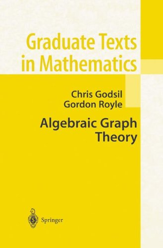 Algebraic Graph Theory 9780387952413