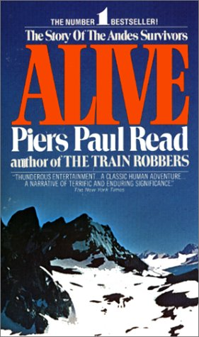 Alive: The Story of the Andes Survivors 9780380003211