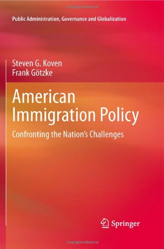 American Immigration Policy: Confronting the Nation's Challenges 9780387959399