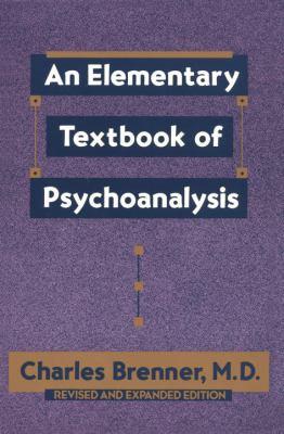 An Elementary Textbook of Psychoanalysis