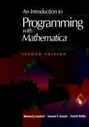 An Introduction to Programming with Mathematica 9780387944340