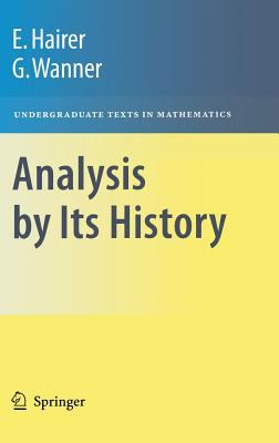 Analysis by Its History 9780387945514