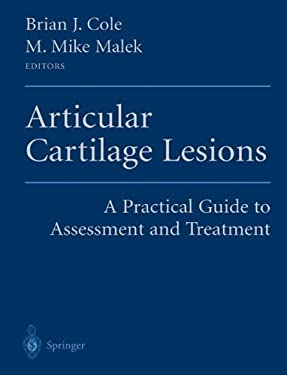 Articular Cartilage Lesions: A Practical Guide to Assessment and Treatment 9780387955407
