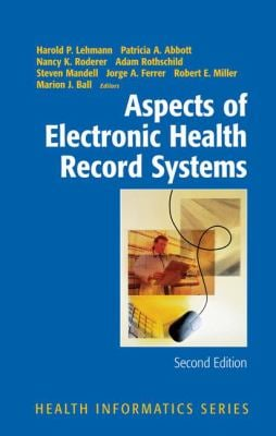 Aspects of Electronic Health Record Systems: 9780387291543