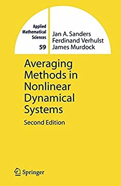 Averaging Methods in Nonlinear Dynamical Systems 9780387489162