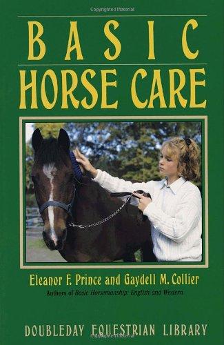 Basic Horse Care 9780385261999