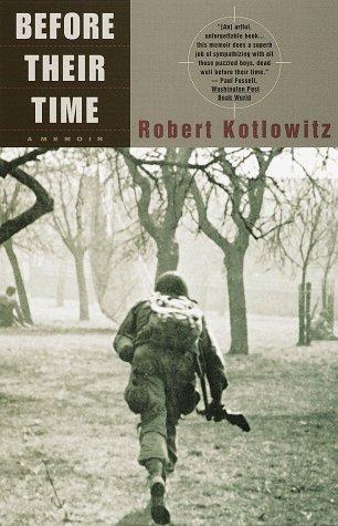 Before Their Time: A Memoir 9780385496032
