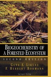 Biogeochemistry of a Forested Ecosystem 1185315