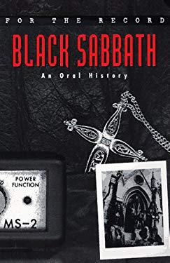 Black Sabbath: An Oral History 9780380793747