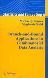 Branch-And-Bound Applications in Combinatorial Data Analysis 1172447