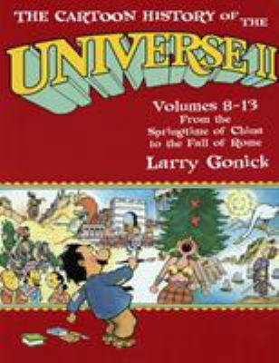 Cartoon History of the Universe 2