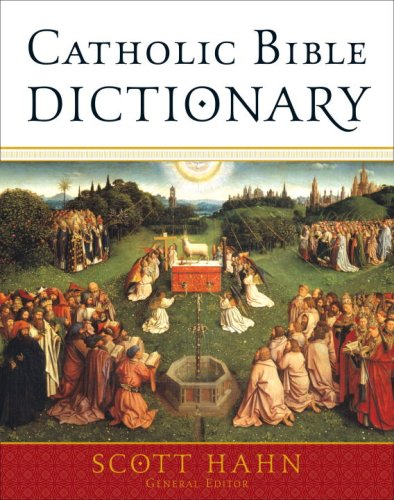 Catholic Bible Dictionary 9780385512299