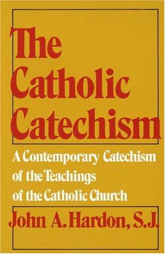Catholic Catechism 9780385080453