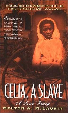 Celia, a Slave 9780380803361