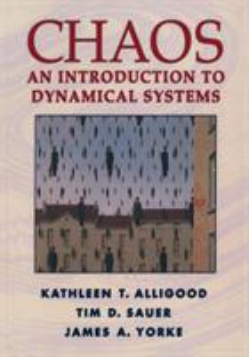 Chaos: An Introduction to Dynamical Systems 9780387946771