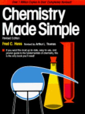 Chemistry Made Simple 9780385188500