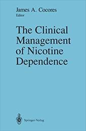 Clinical Management of Nicotine Dependence: