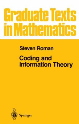 Coding and Information Theory 9780387978123