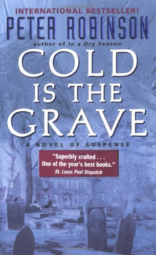 Cold Is the Grave: A Novel of Suspense 9780380809356