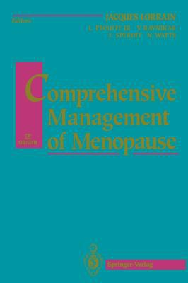 Comprehensive Management of Menopause 9780387979724