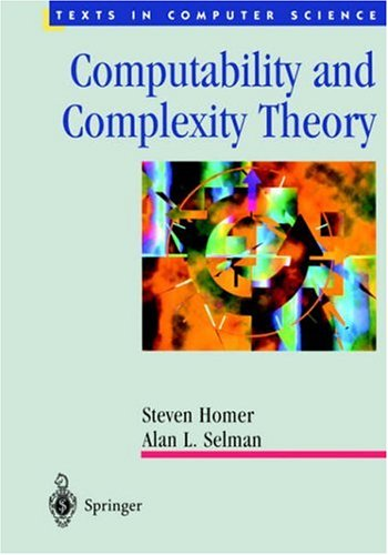 Computability and Complexity Theory 9780387950556