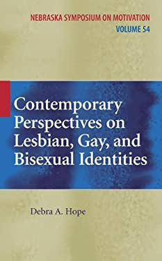 Contemporary Perspectives on Lesbian, Gay, and Bisexual Identities 9780387095554
