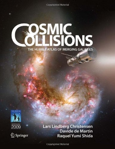 Cosmic Collisions: The Hubble Atlas of Merging Galaxies 9780387938530