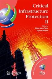 Critical Infrastructure Protection II 1183031